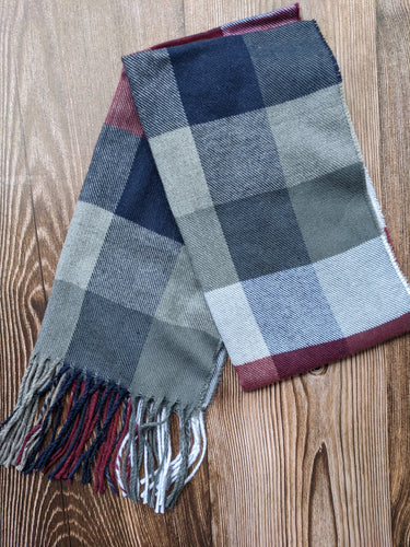 MENS CAMBRIDGE SCARF HARRY
