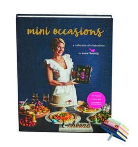 "Nora Fleming Book ""Mini Occasions"""