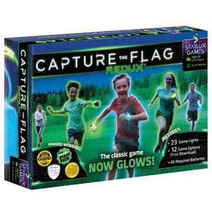 CAPTURE THE FLAG - Family Game