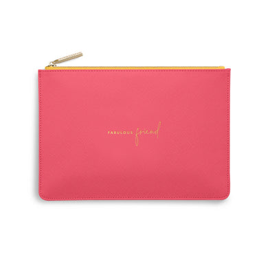 COLOR POP PERFECT POUCH | FABULOUS FRIEND