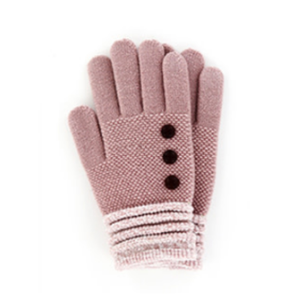 CUFF BLUSH GLOVES
