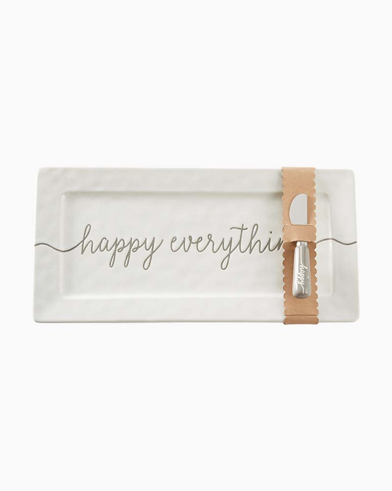 Happy Everything Hostess Platter