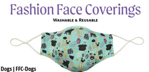 Dogs Face Coverings