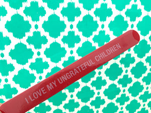 Ungrateful Children Nail File