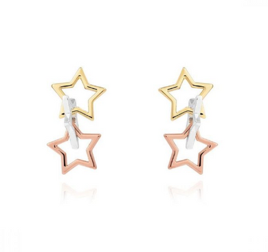 FLORENCE STAR EARRINGS