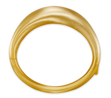 KAIA BANGLE VINTAGE GOLD