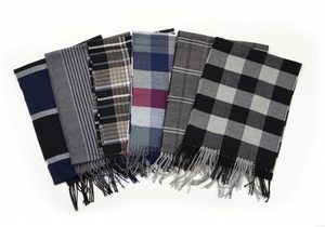 MENS CAMBRIDGE SCARF RICHARD