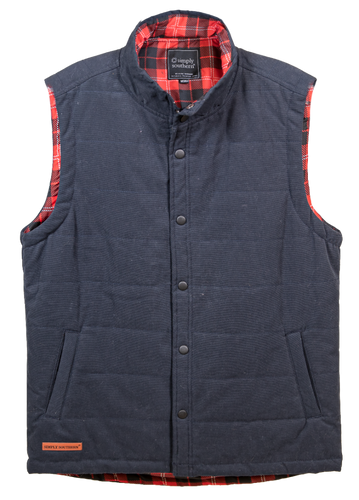 Washington Navy Vest