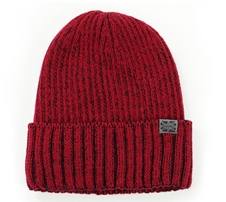 WINTER HARBOR HAT RED
