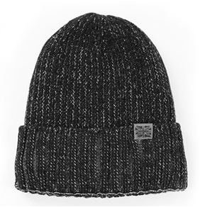 WINTER HARBOR HAT BLACK