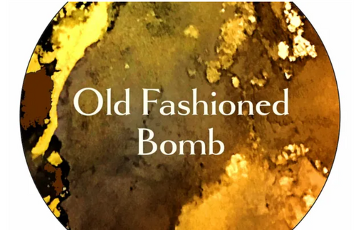 DRINK BOMB 2PK OLD FASHIONED