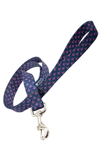 Leash Pink Anchor