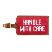 Smathers & Branson Needlepoint Luggage Tag (8 designs)