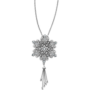 Iceblink Snowflake Necklace