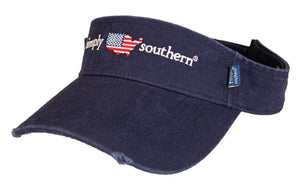 Simply Southern Guys Visor - Various Patterns