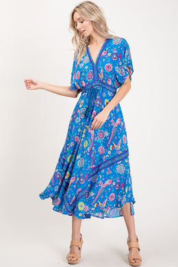 WATERFLOWER MAXI