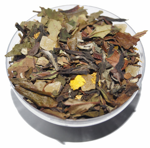White Tea Peach - Vanilla