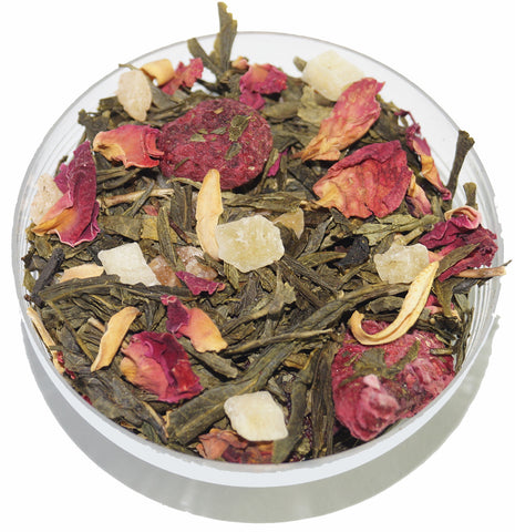 Green Tea Jasmine-Cherry