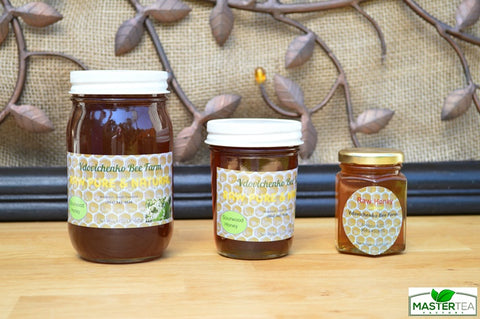 Raw Sourwood Honey - Vdovichenko Bee Farm