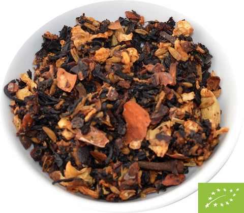 Black Tea Honey Chai Lavender-Rose Organic