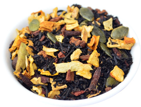 Black Tea Spiced Pumpkin