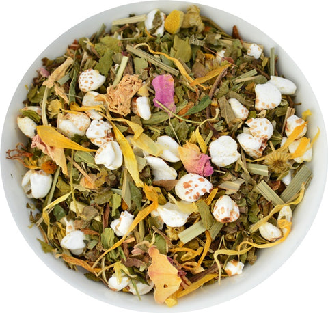 Organic Herbal Infusion Fruity Hemp