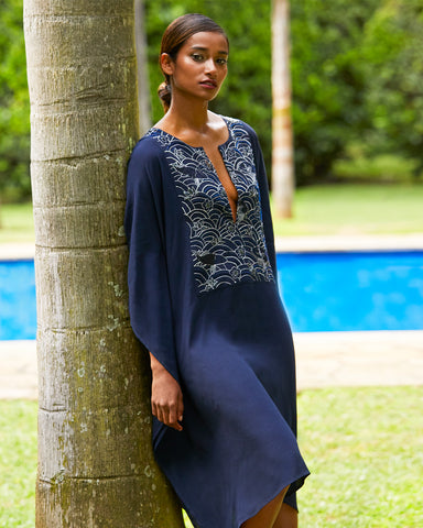 Fabrizi Kaftan — EXCLUSIVE