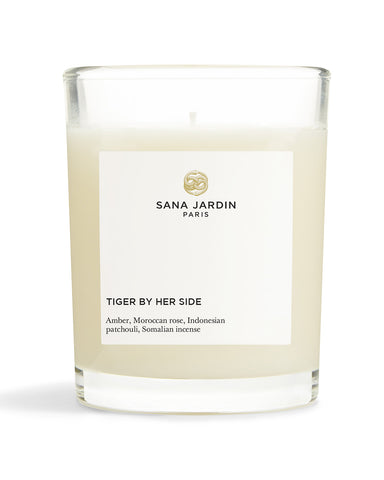 Sana Jardin Candle Tiger By Her Side