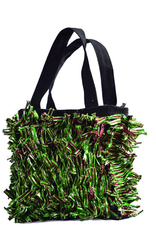 Sleek Grassy Bag