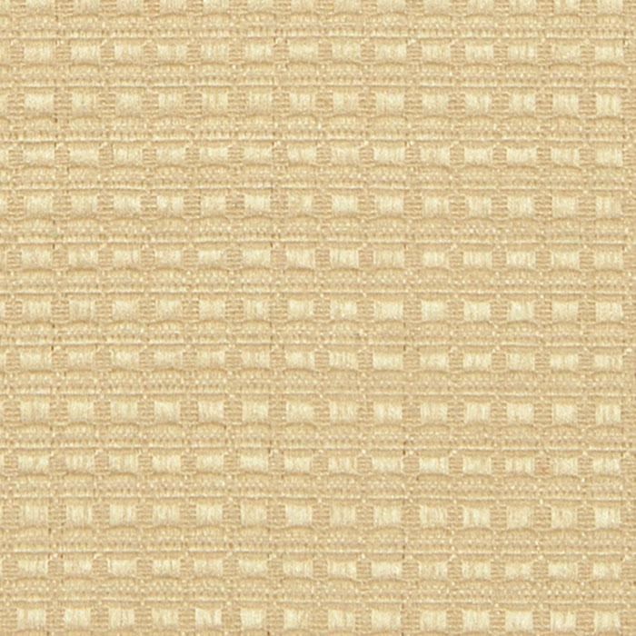 Leonard Cotton Raised Mini-Check Textured Pair of Curtain Panels