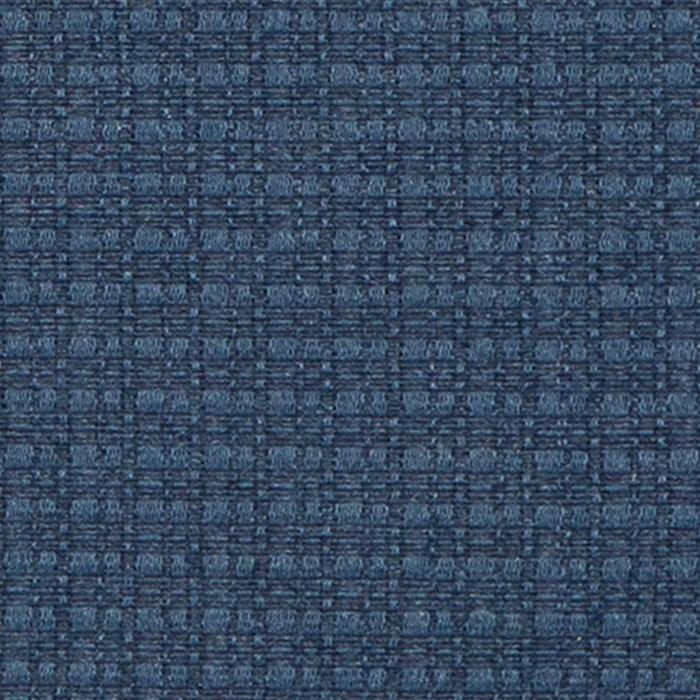 Montana Cotton Two-tone Woven Crosshatch Boucle Pair of Curtain Panels