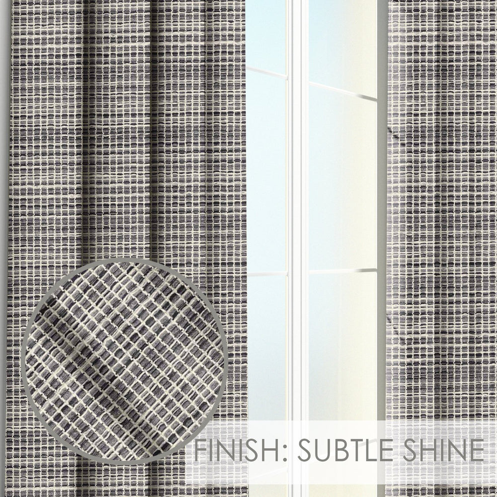 Salvatore Matte Texture or Subtle Shine Drapery Panel