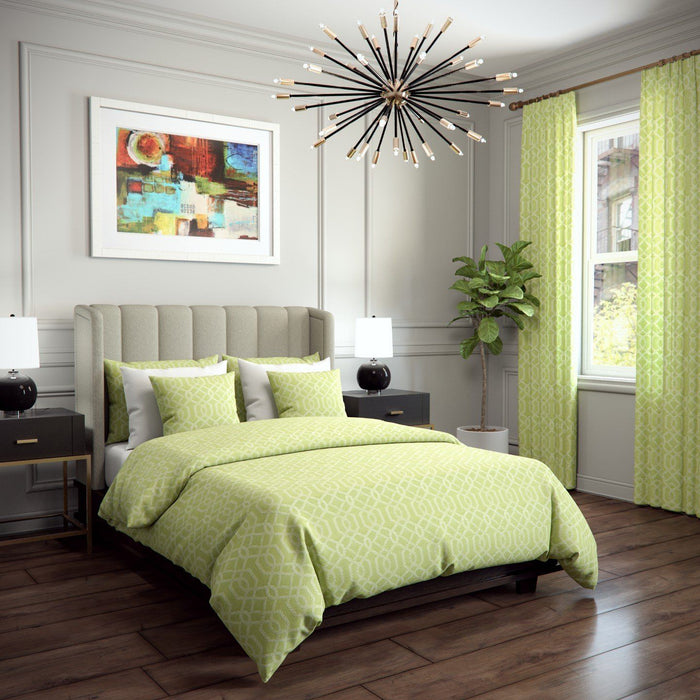 Green Lime/Natural Ivory