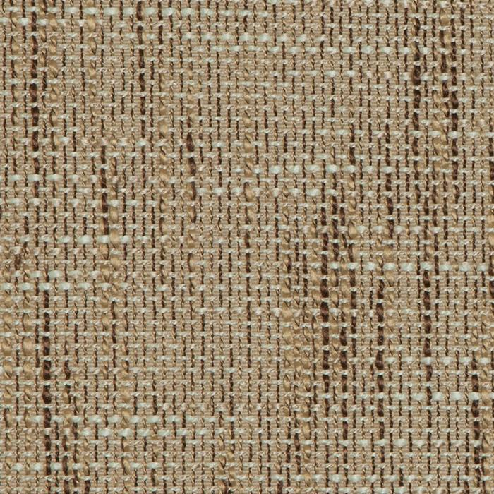 Coleen Linen Look Heavyweight Burlap Crosshatch Boucle Textured Curtain Panel
