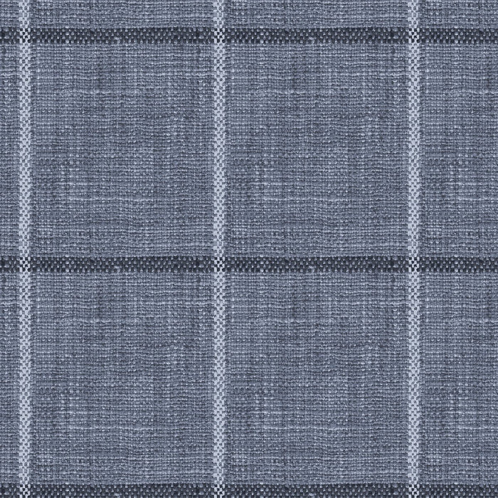 Asher Plaid Drapery Panel