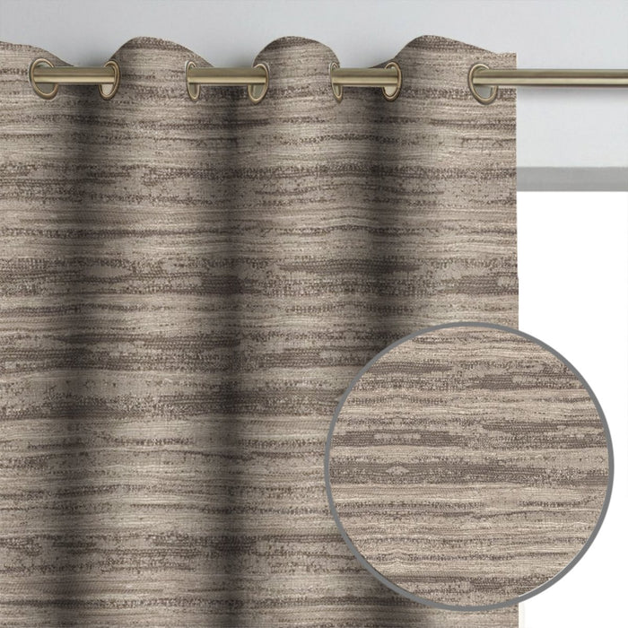 Cairo Striped Curtain Panel