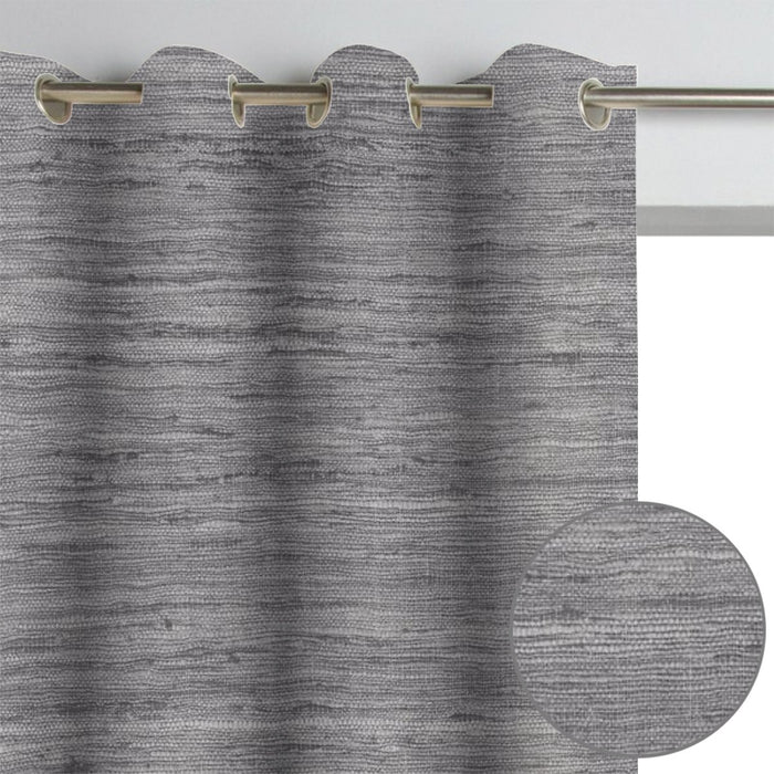 2 Pack, Newest Gray Light Filtering Curtains (Blackout available)