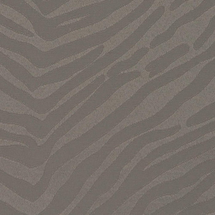 Tabu Cotton Zebra Striped Woven Curtain Panel