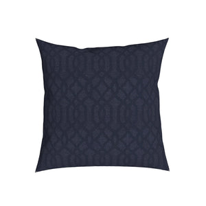 Pair with Feather Insert Alessia Moroccan Trellis Damask Decorative Throw Pillows