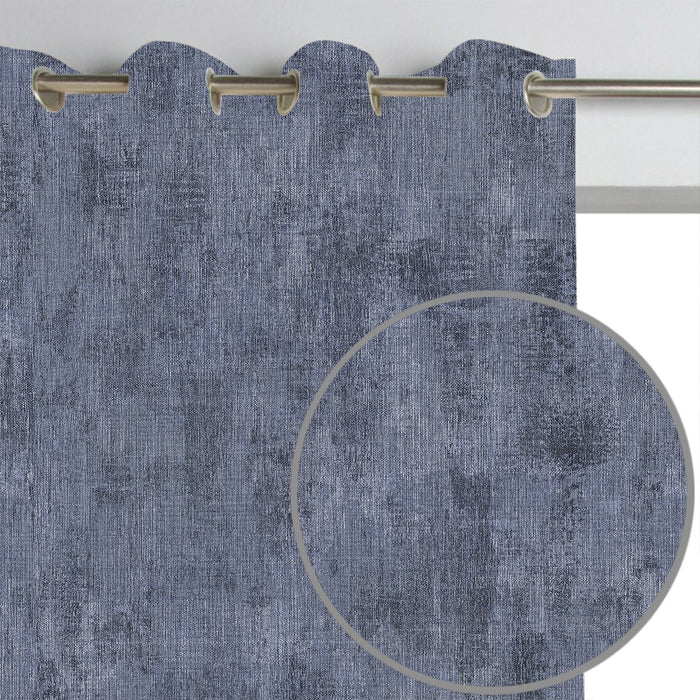 Modern Uma Abstract Curtain Panel