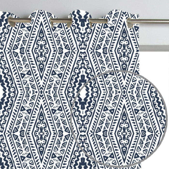 Remi Tribal Curtain Panel