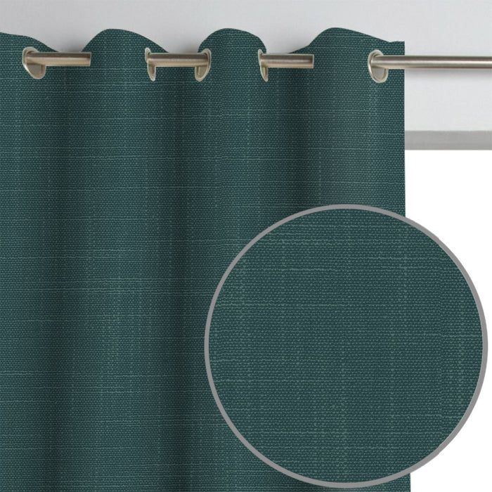 Three of Our Favorite Teal Drapery Panels