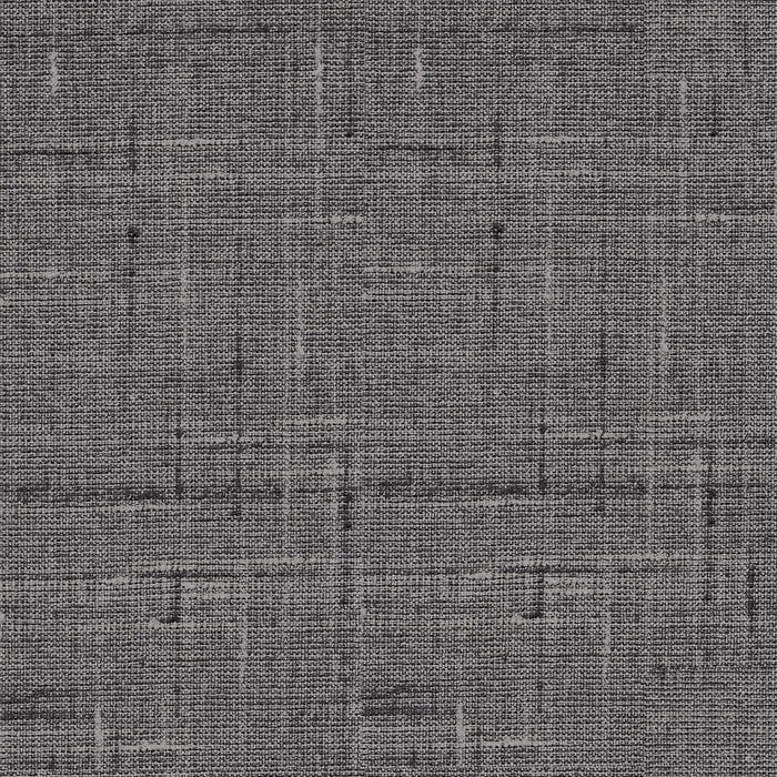 Black/Gray Textured Linen