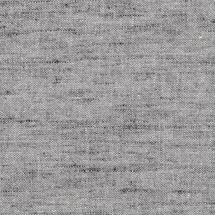 Iron Gray Textured Linen
