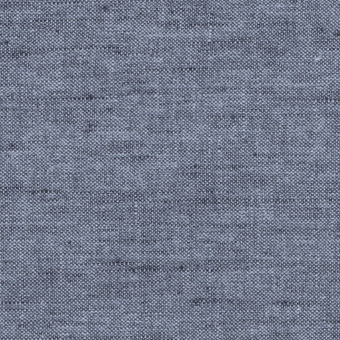 Navy Blue/Light Blue Textured Linen