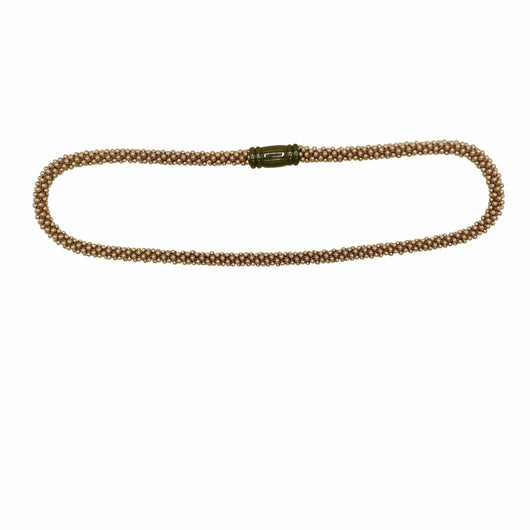 14kt Rose Gold Filled Choker Necklace - Therese Custom Designs