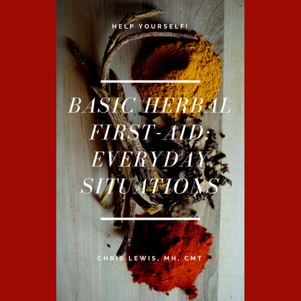 Basic Herbal First Aid: Everyday Situations - Digital Download
