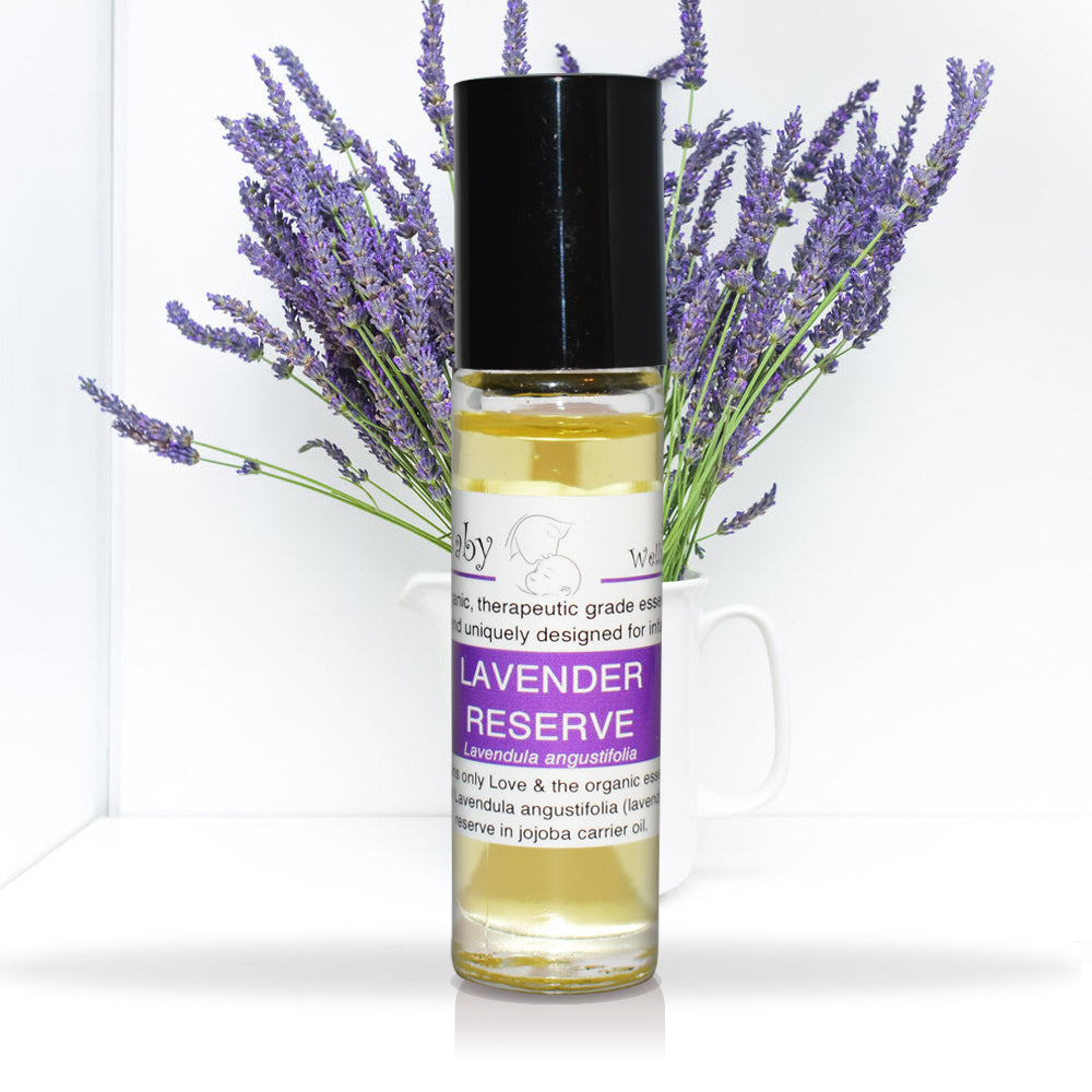 Lavender Reserve for Baby