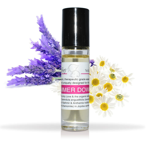 Simmer Down Essential Oil - Roller Bottle for Baby