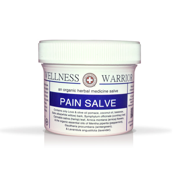 Pain Salve - First Aid for Pain